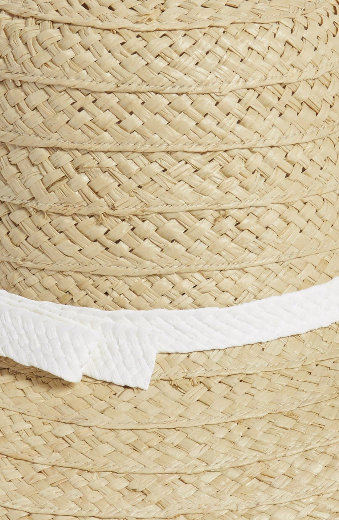 Alternate Image 2  - kate spade new york asymmetrical sun hat