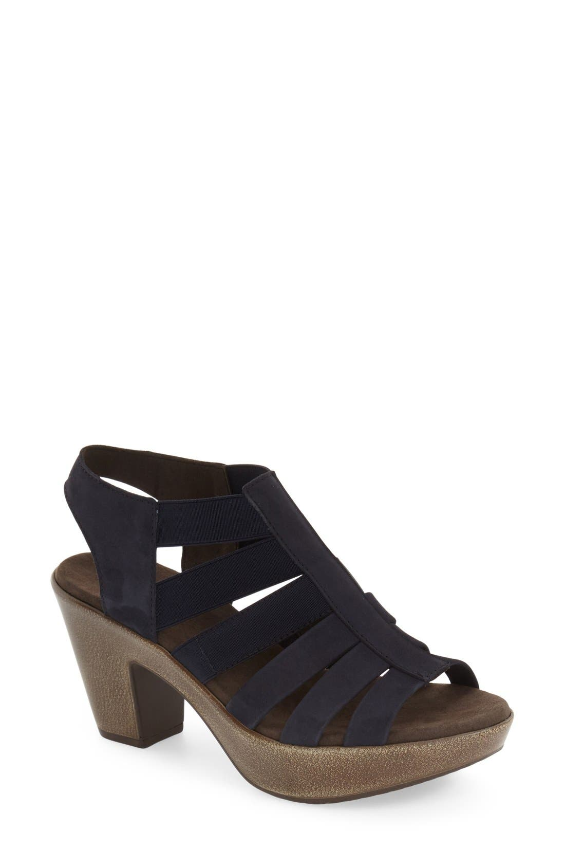 MUNRO 'Cookie' Slingback Sandal