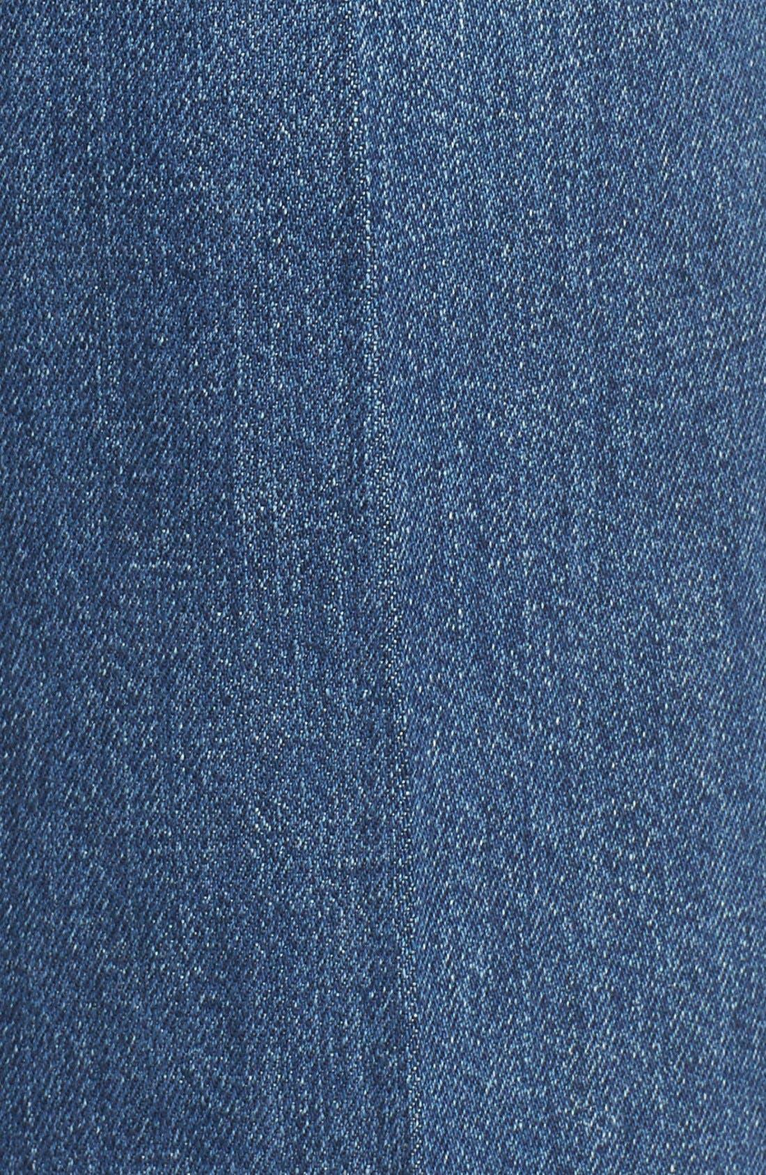 Alternate Image 5  - Joe's 'The Gaucho' Crop Flare Jeans (Edie)