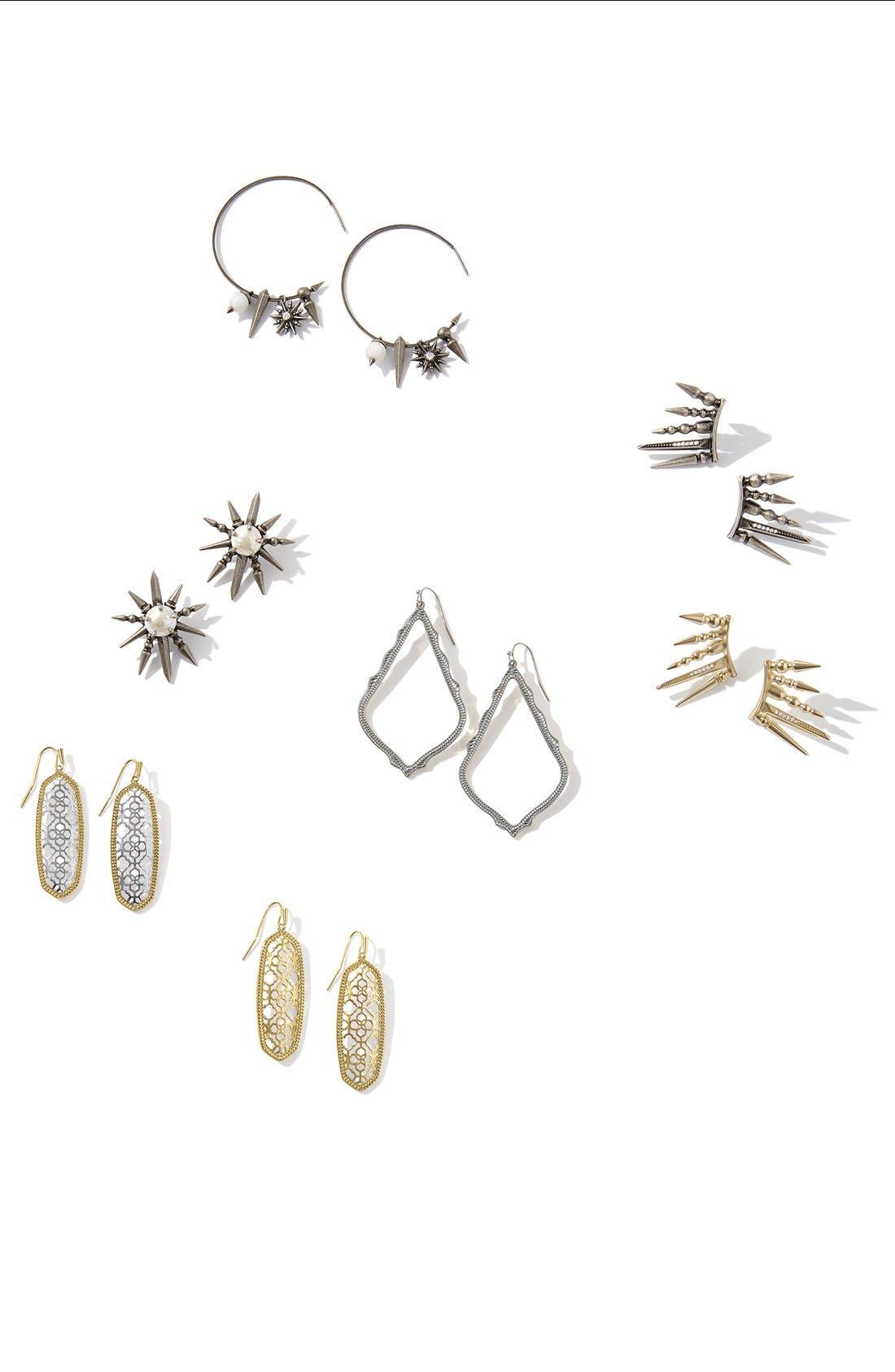 Alternate Image 5  - Kendra Scott 'Sophee' Textured Drop Earrings