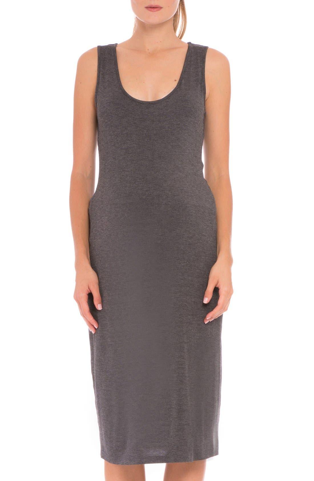 OLIAN 'Olivia' Reversible Maternity Tank Dress