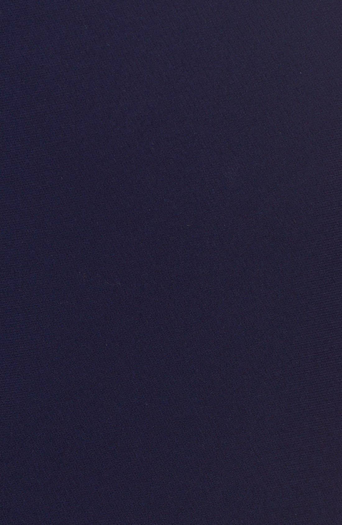 Alternate Image 5  - Diane von Furstenberg Dolman Sleeve Crepe Blouson Jumpsuit