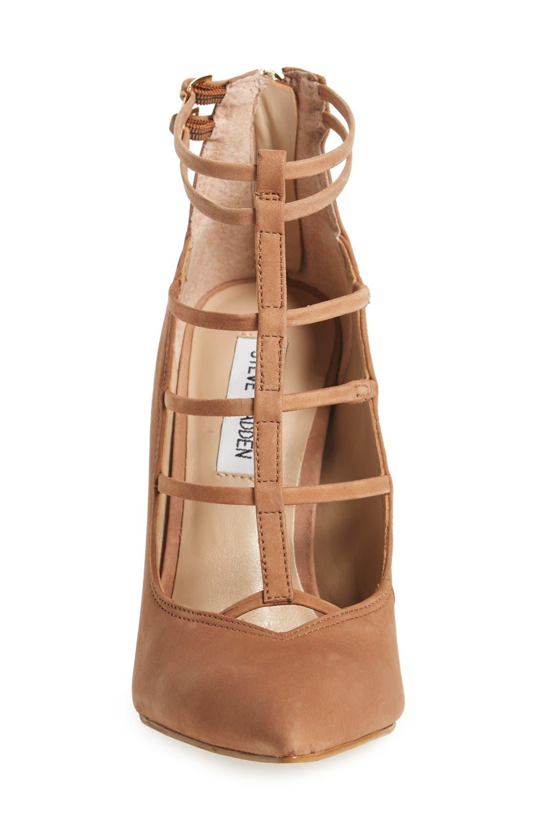 Alternate Image 3  - Steve Madden 'Prazed' Ankle Strap Pump (Women)