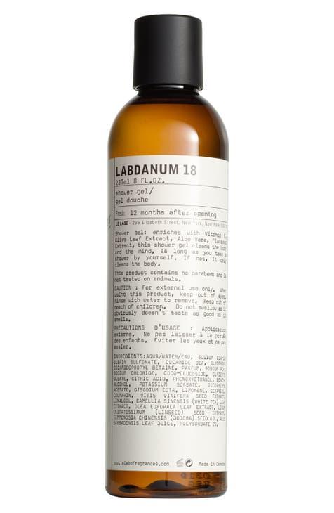 르 라보 '라다넘 18' 샤워 젤 (237ml) Le Labo Labdanum 18 Shower Gel