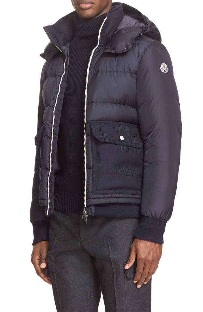 moncler rabelais quilted down jacket nordstrom. Black Bedroom Furniture Sets. Home Design Ideas