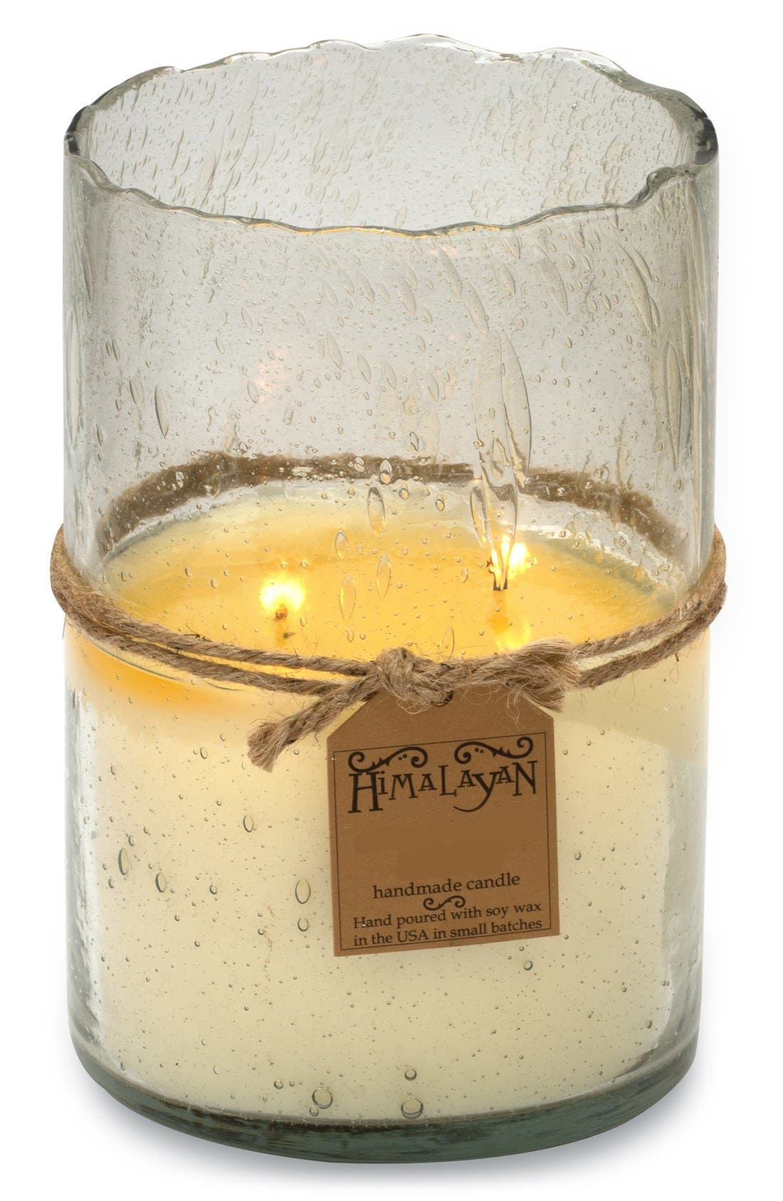 Alternate Image 1 Selected - Himalayan Trading Post Scented Hurricane Candle