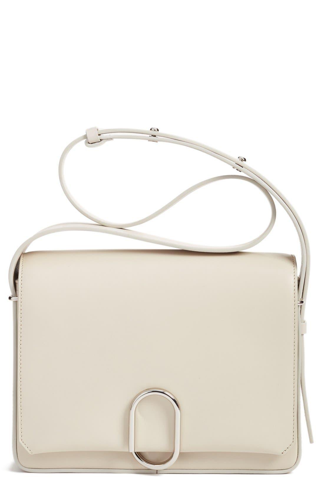Alternate Image 1 Selected - 3.1 Philip Lim 'Alix' Flap Leather Shoulder Bag