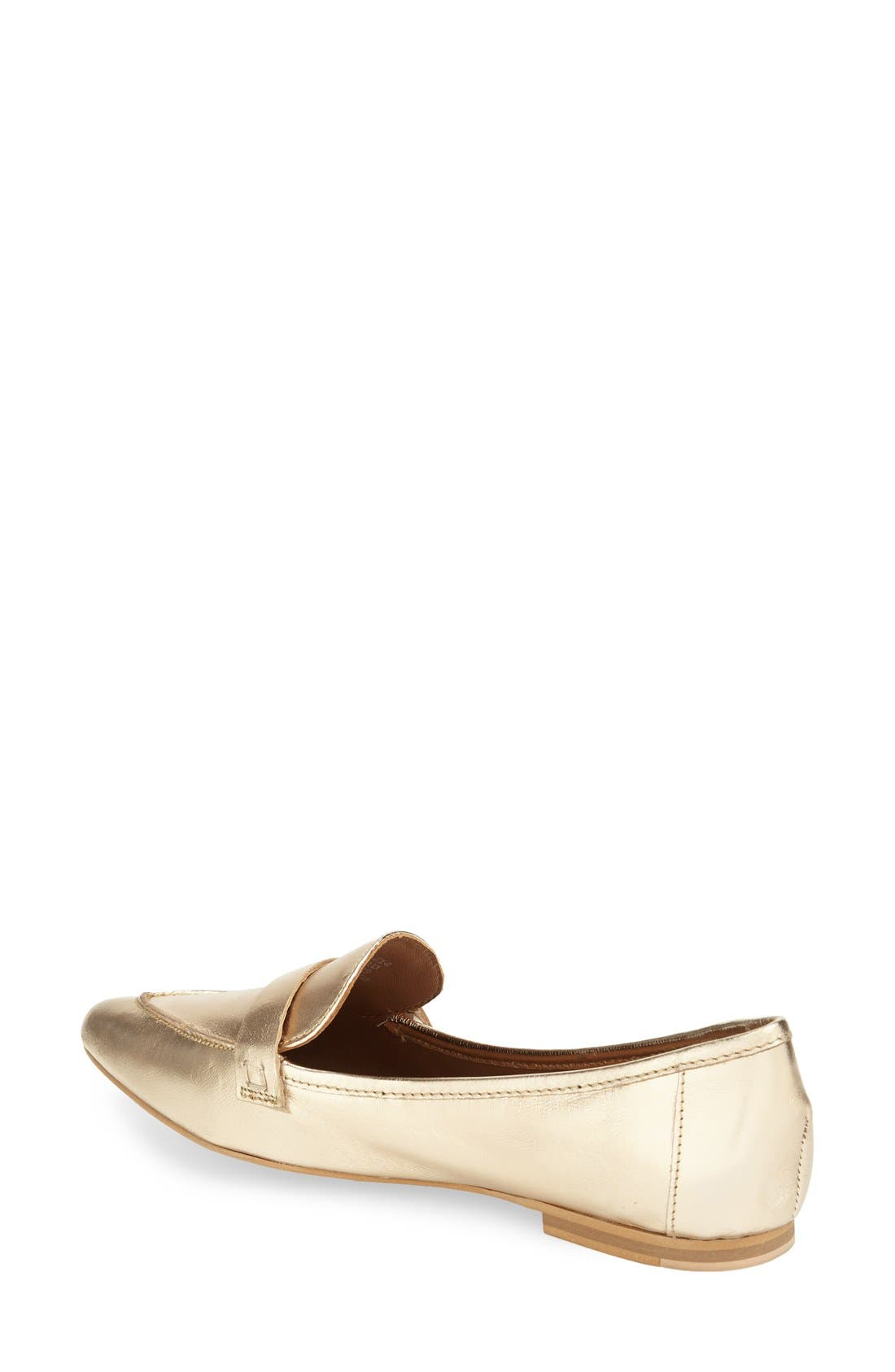 Alternate Image 2  - Topshop Kimi Loafer (Women)