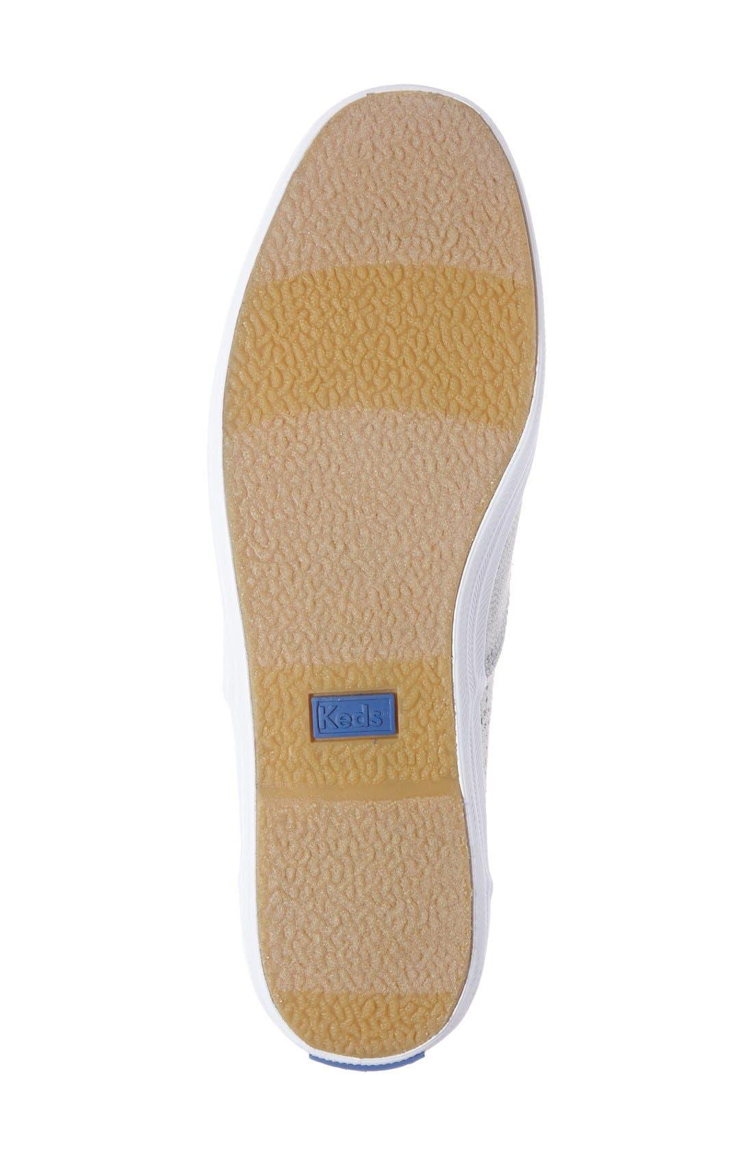 Alternate Image 4  - Keds® 'Champion' Perforated Sneaker (Women)