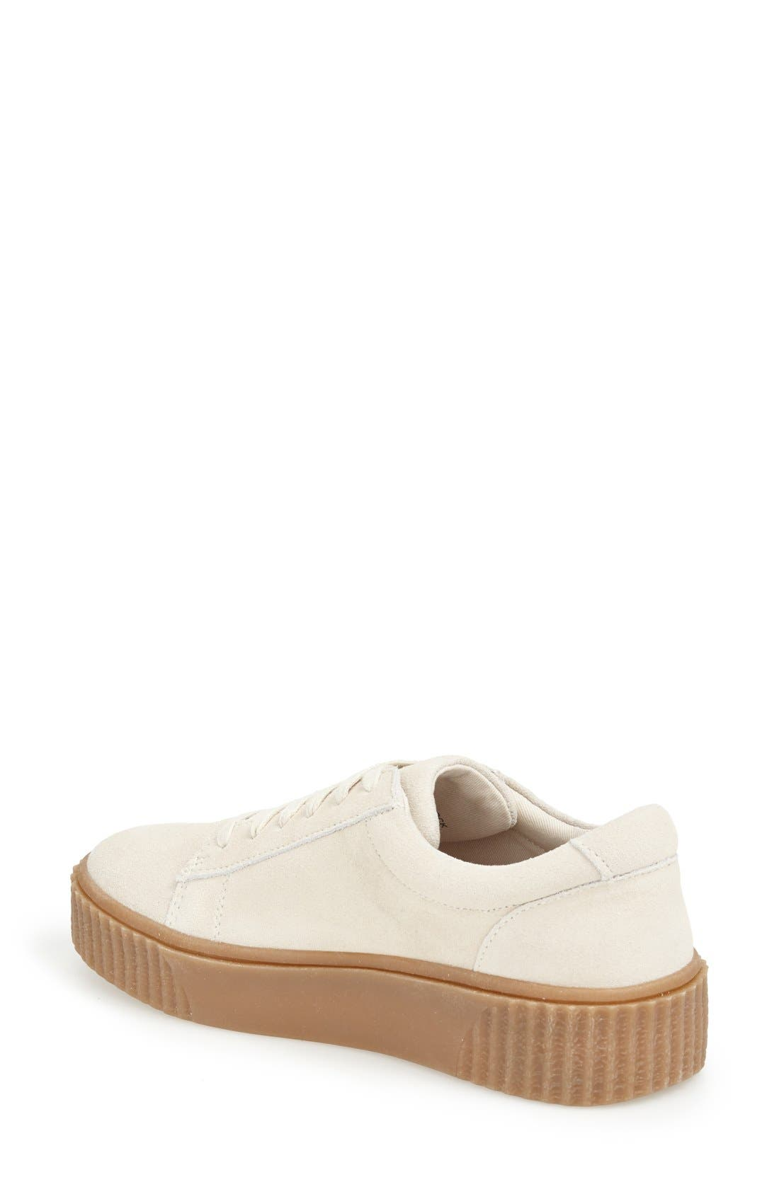 Alternate Image 2  - Steve Madden 'Holllly' Platform Sneaker (Women)