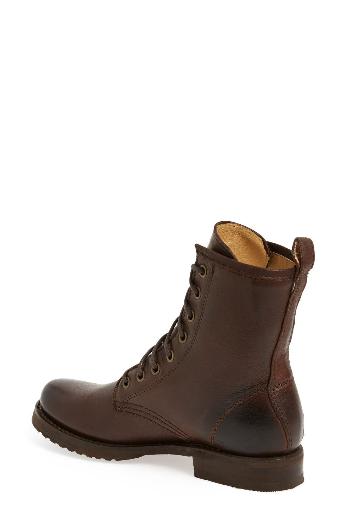 Alternate Image 2  - Frye 'Veronica Combat' Boot (Women)