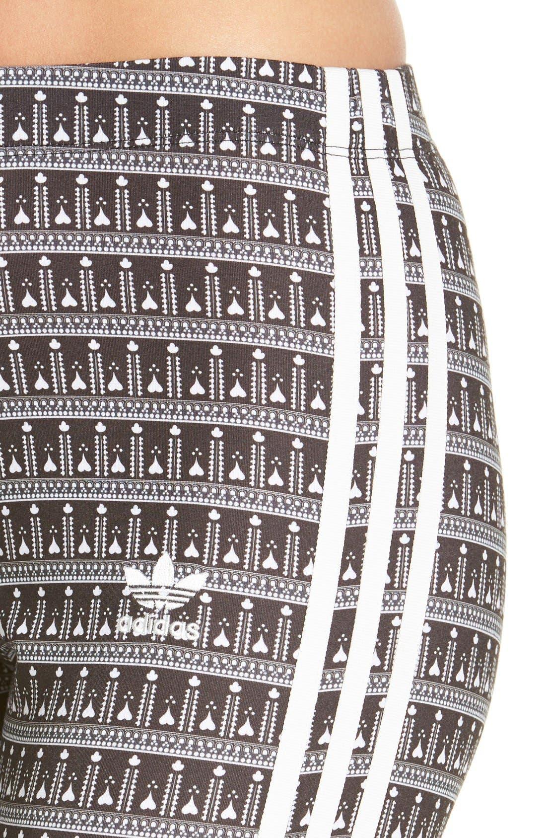 Alternate Image 4  - adidas Originals 'Pavao' Leggings
