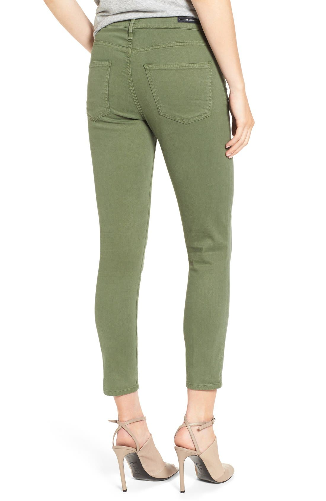 Alternate Image 2  - Citizens of Humanity Rocket Ankle Skinny Jeans