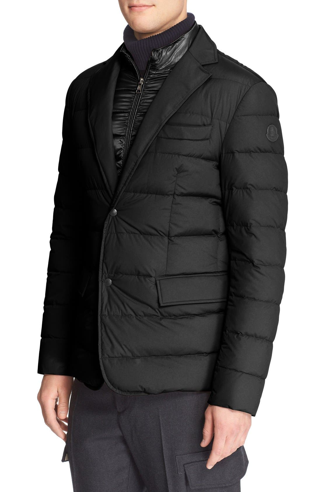 MONCLER 'Ferrand' Quilted Sport Coat