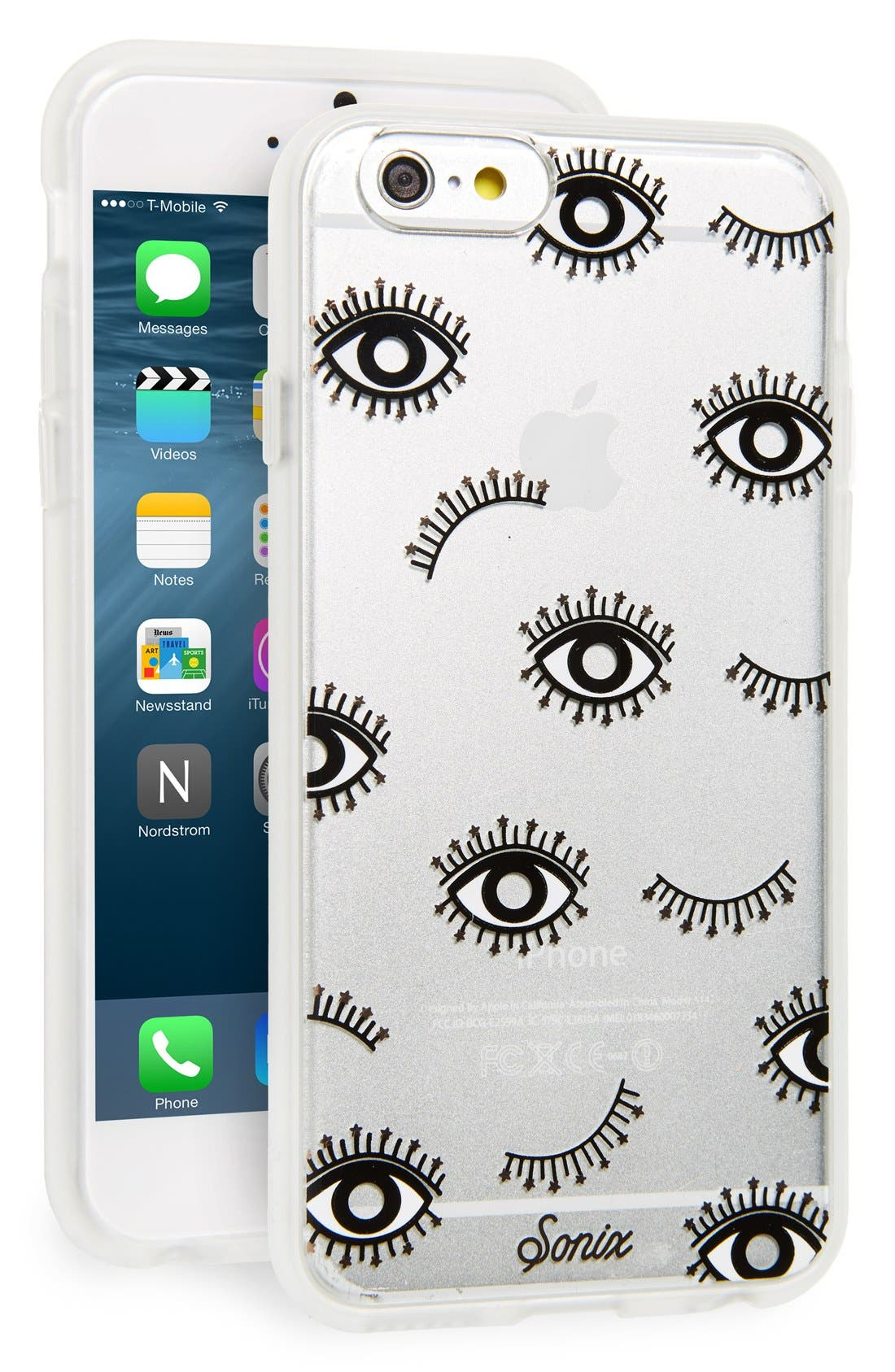 Alternate Image 1 Selected - Sonix Starry Eyed iPhone 6/6s Case