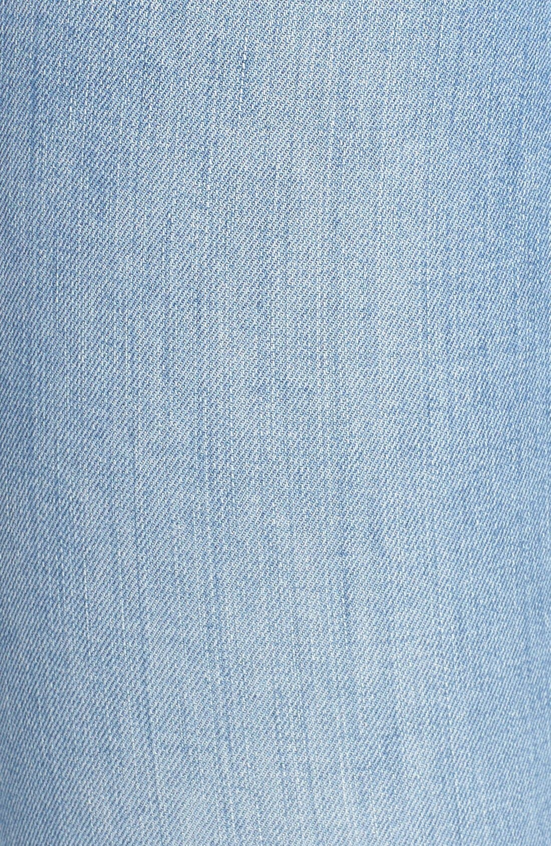 Alternate Image 5  - Joe's 'Vixen' Ankle Skinny Jeans with Phone Pocket (Mitzi)