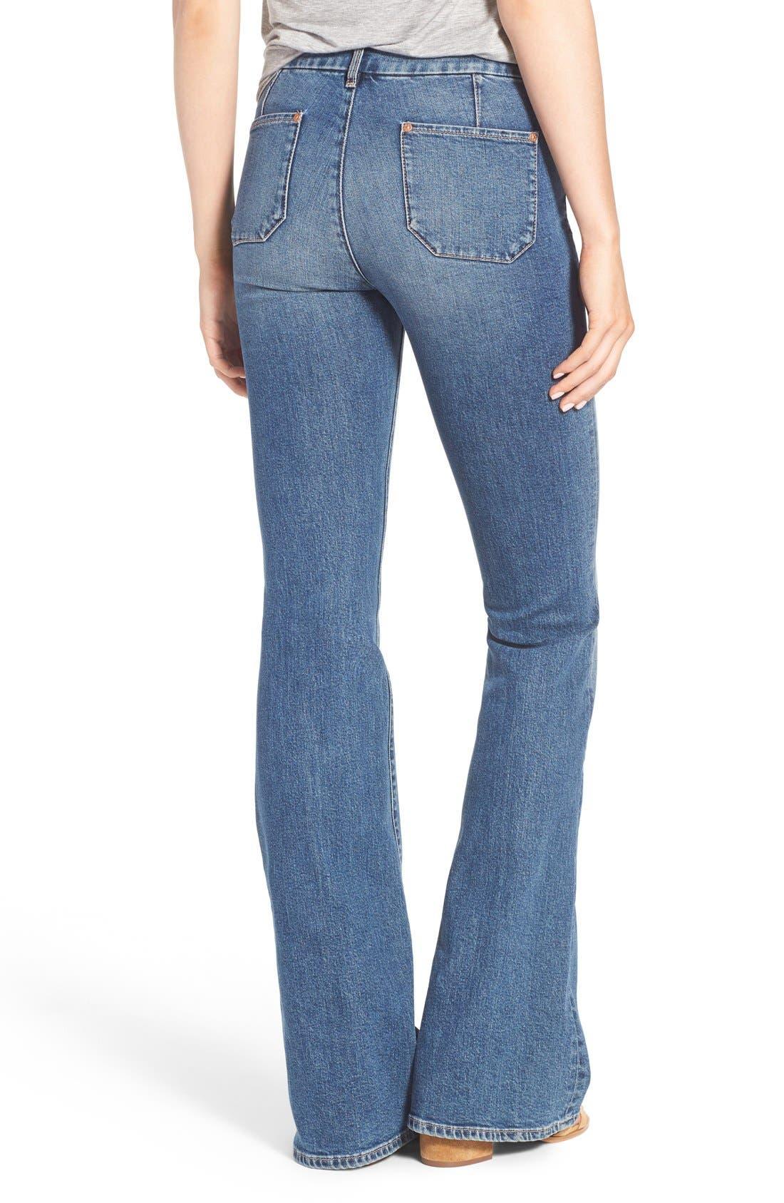 Alternate Image 2  - M.i.h.Jeans 'Marrakesh' Flare Jeans