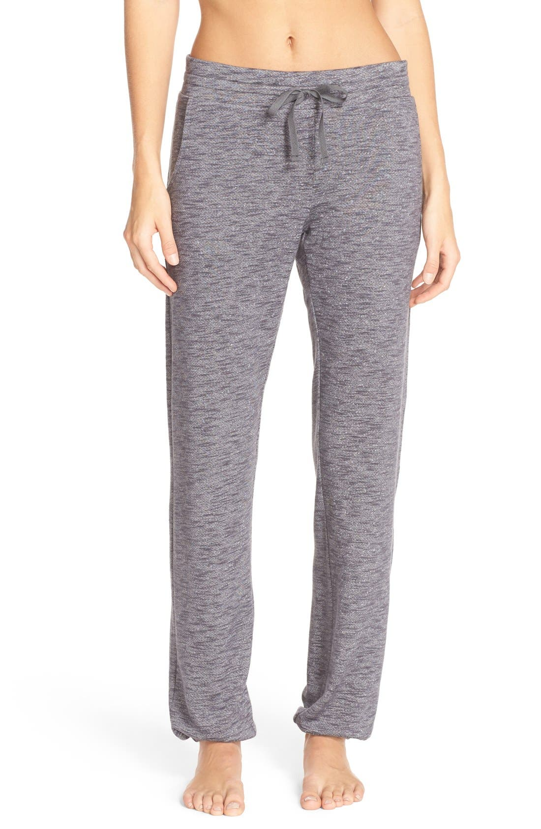 Alternate Image 1 Selected - Nordstrom Lingerie Jogger Sweatpants