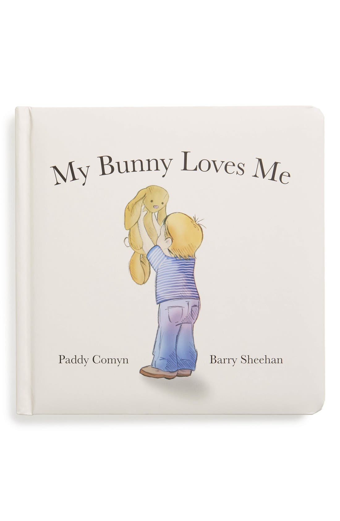 'My Bunny Loves Me' Board Book