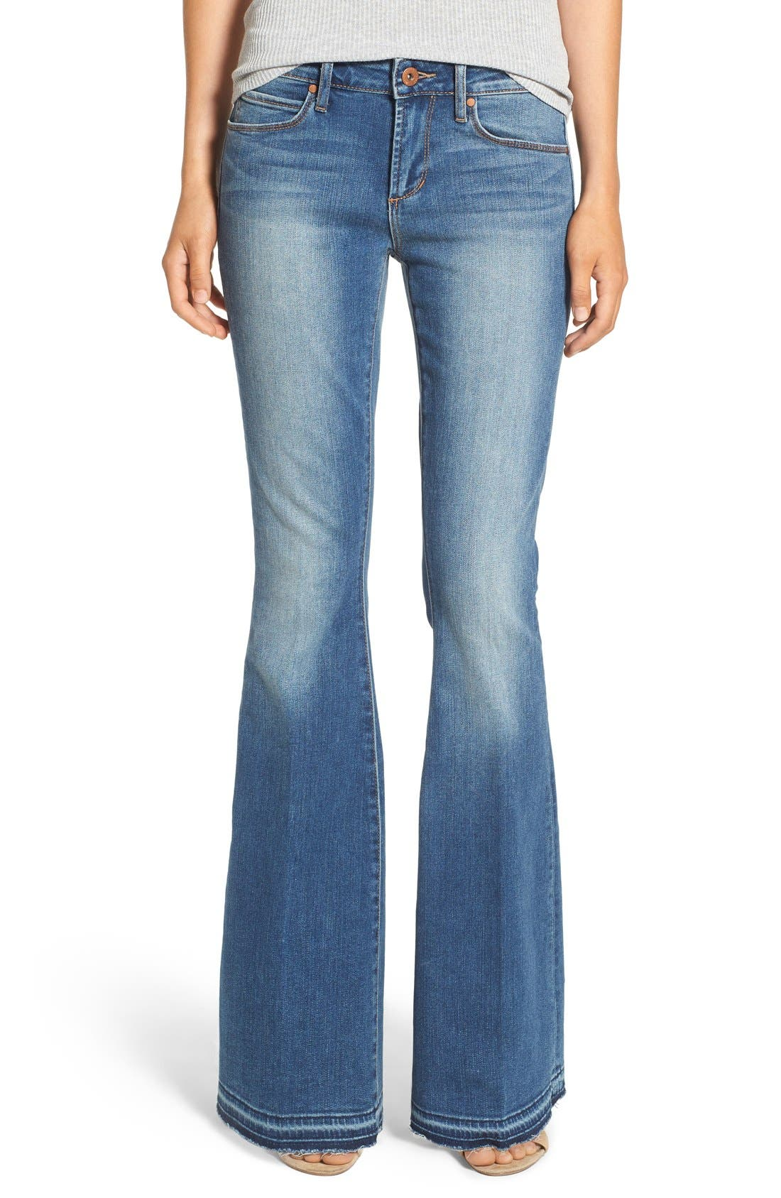 Alternate Image 1 Selected - Articles of Society 'Faith' Flare Jeans (Santana)