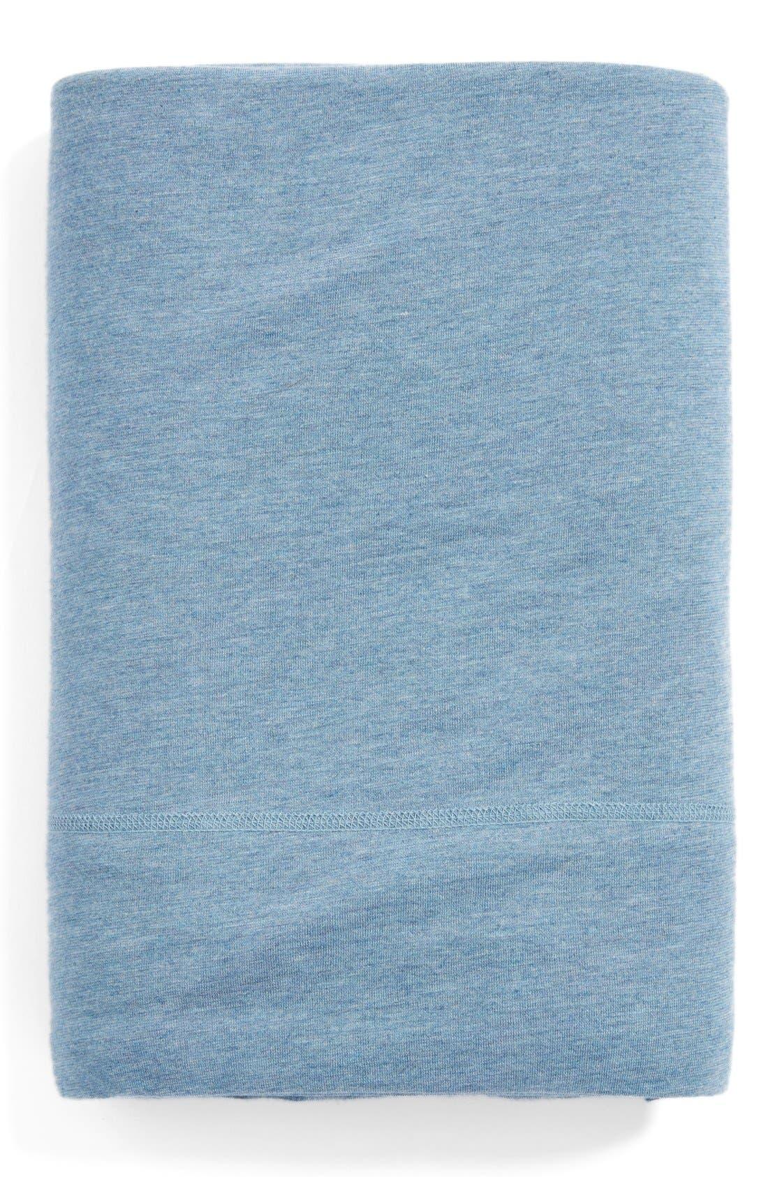Calvin Klein 'Modern Cotton Collection' Cotton & Modal Flat Sheet