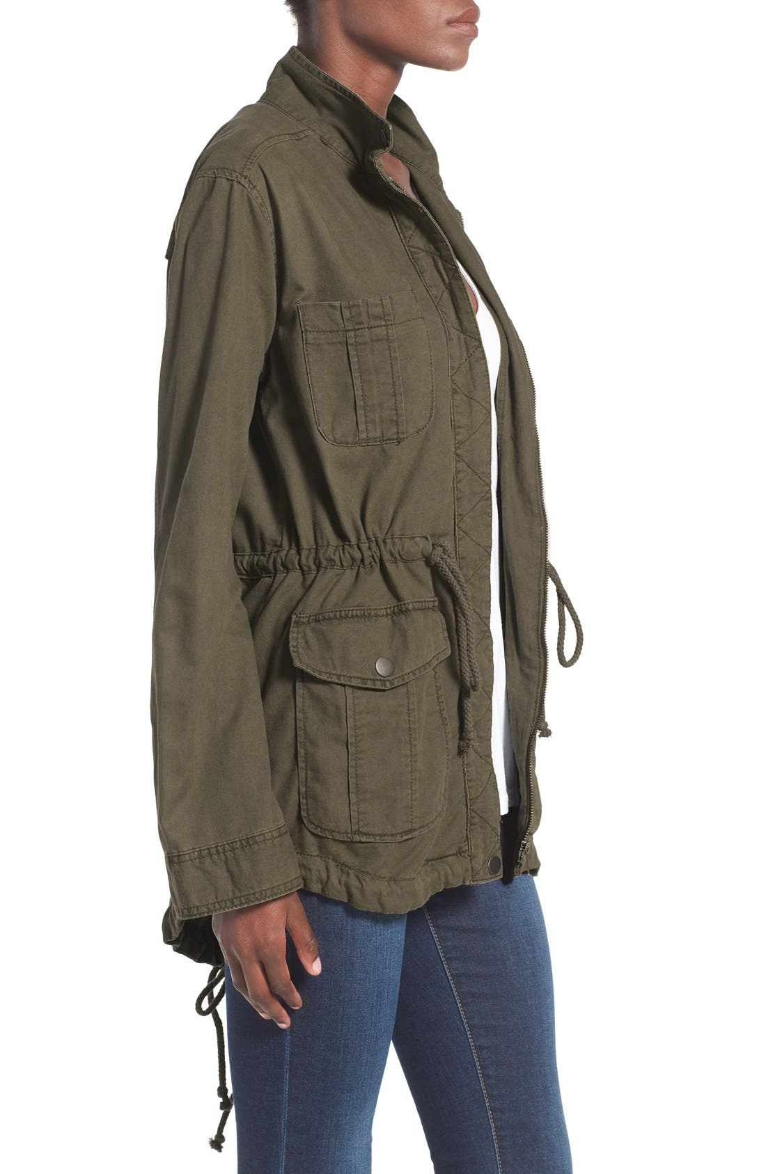 Alternate Image 3  - BP. Cargo Anorak Jacket