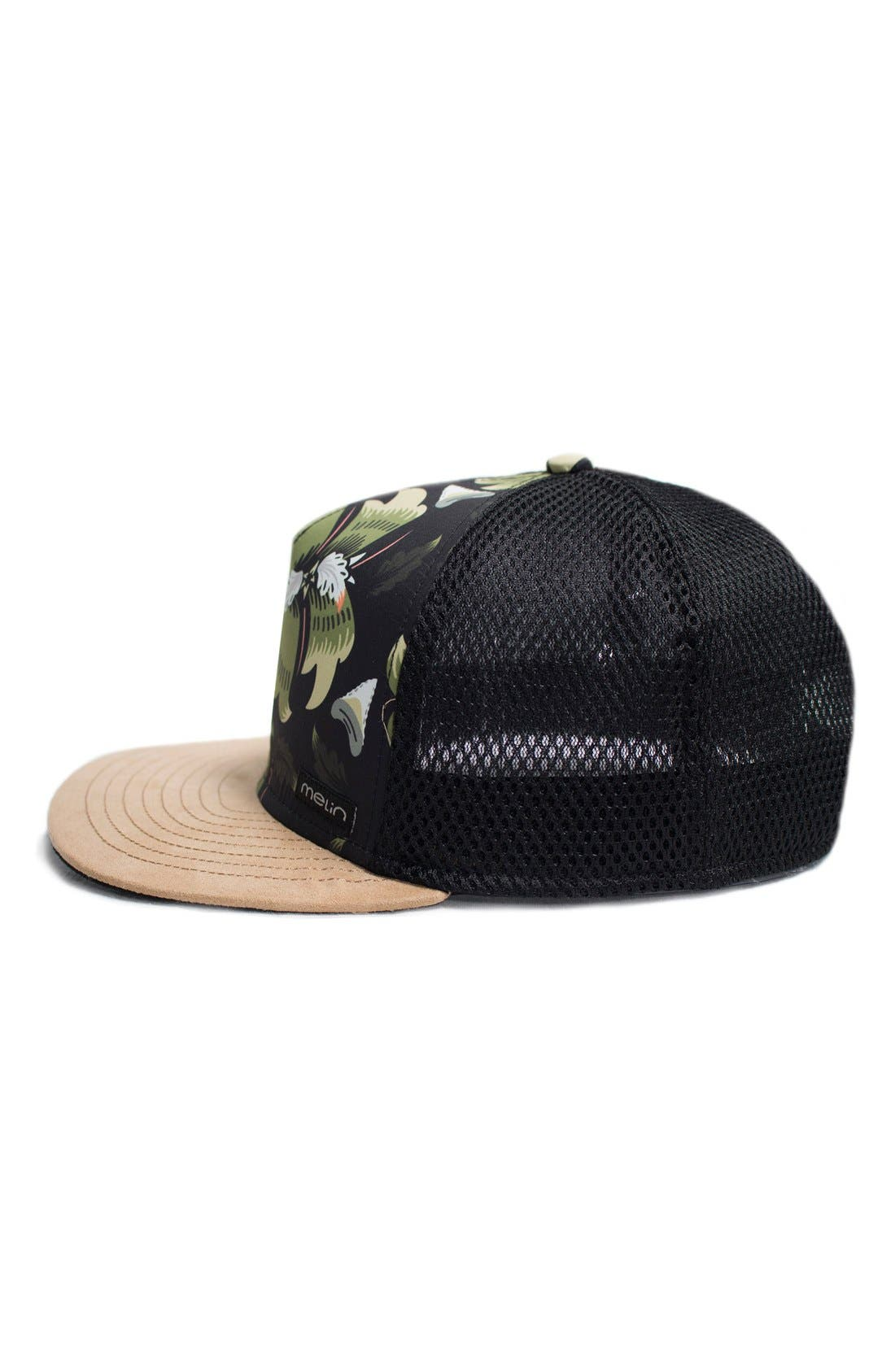Alternate Image 4  - Melin 'The Pacific' Snapback Hat