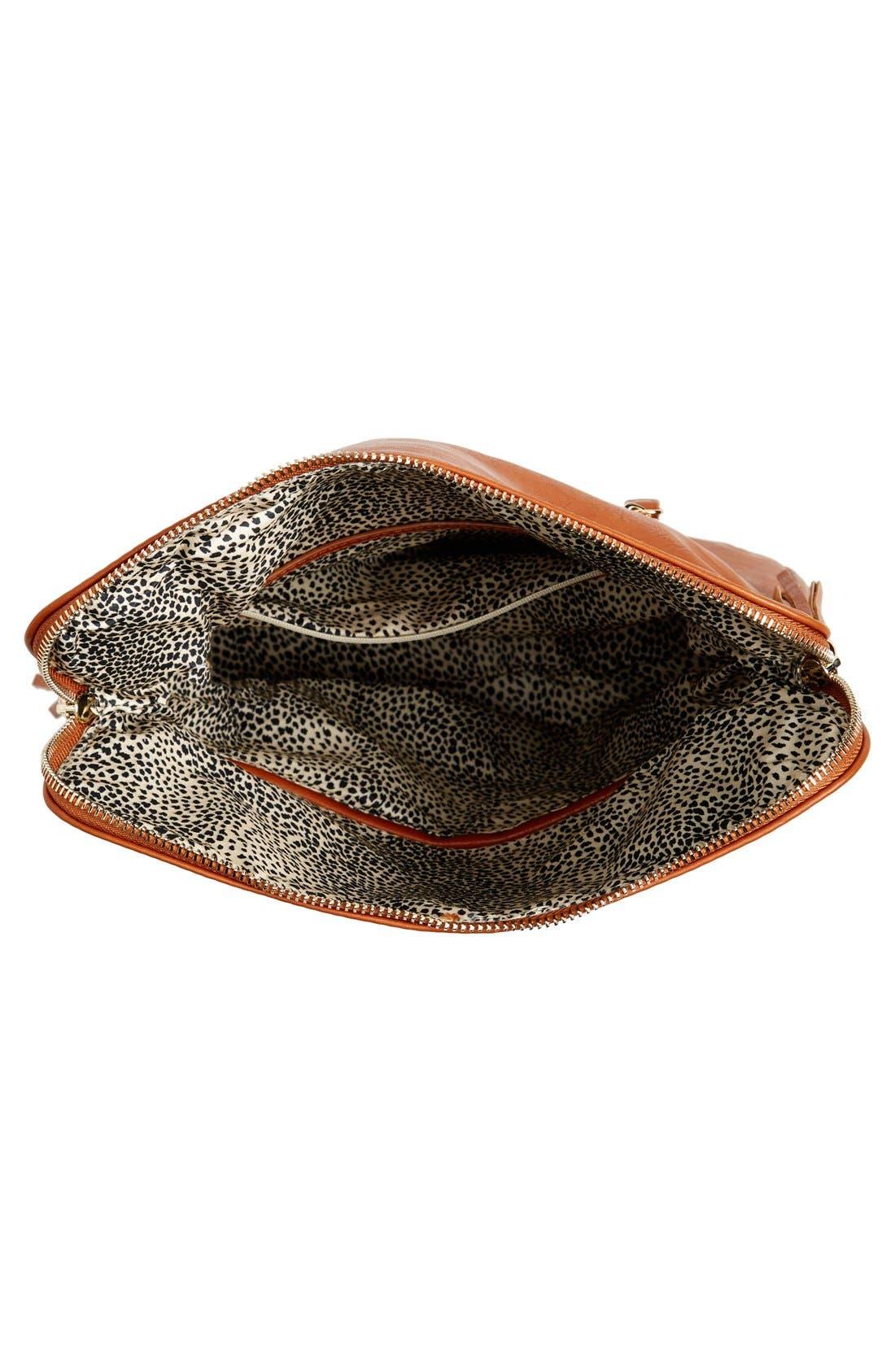 Alternate Image 4  - BP. Foldover Crossbody Bag