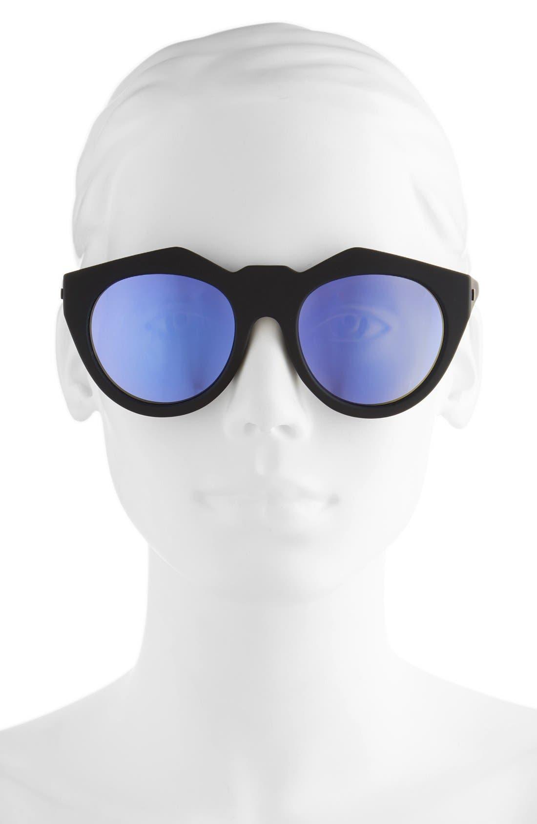 Alternate Image 2  - Le Specs Neo Noir 53mm Sunglasses