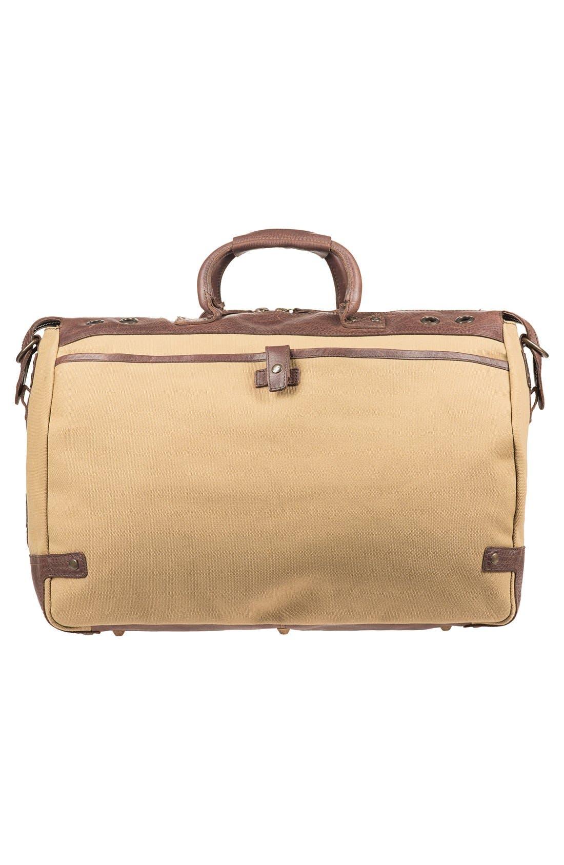 Alternate Image 2  - Will Leather Goods Traveler Duffel Bag