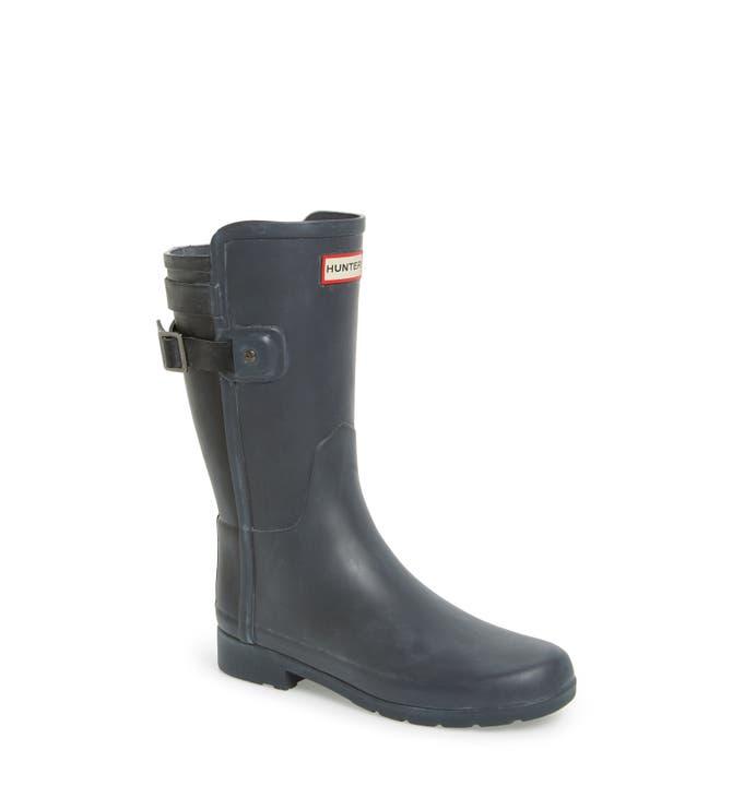 Hunter 'Original Refined' Short Rain Boot (Women) | Nordstrom