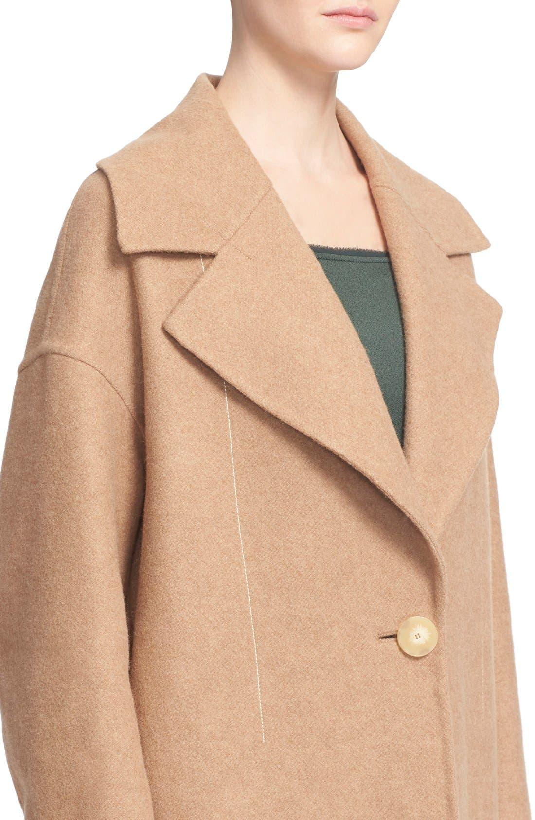 Alternate Image 4  - GREY Jason Wu Double Face Wool Coat