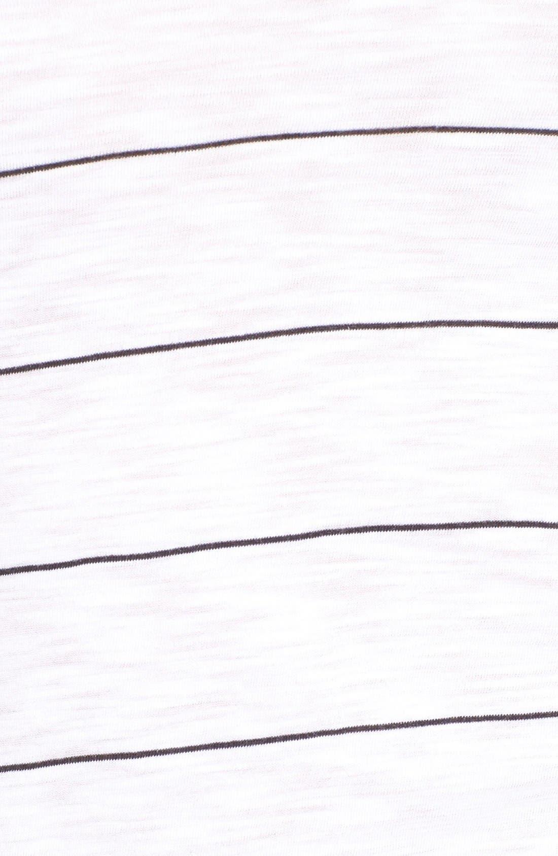 Alternate Image 5  - Michelle by Comune Stripe Tank