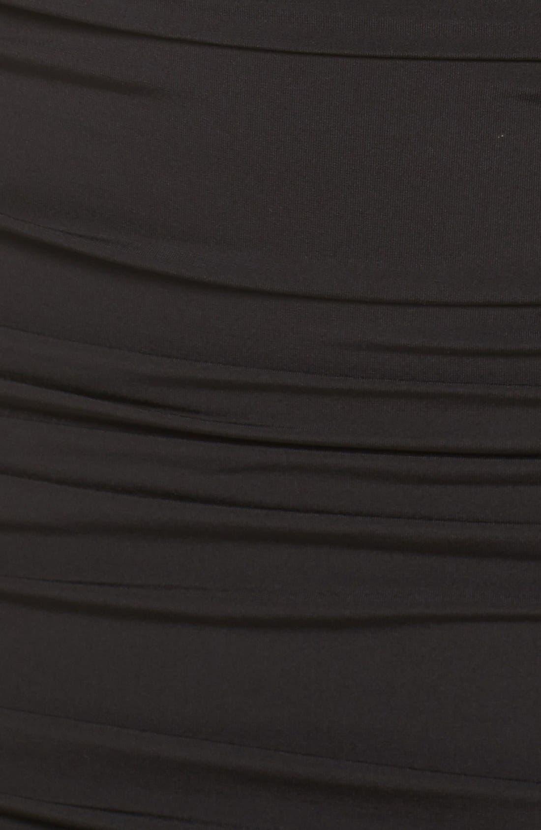 Alternate Image 6  - BCBGMAXAZRIA 'Clio' Ruched Jersey Body-Con Dress