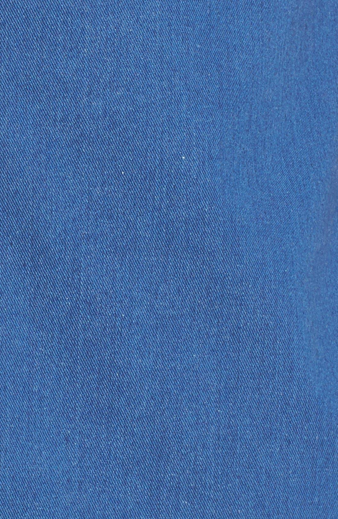 Alternate Image 3  - MARC JACOBS Patch Pocket Denim Skirt