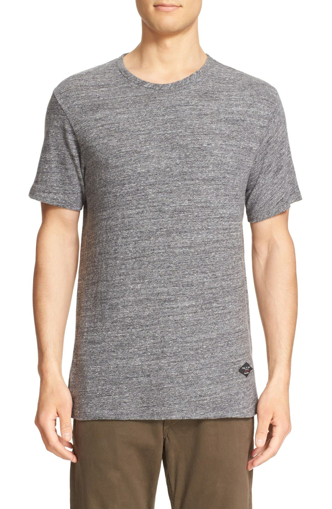 RAG & BONE Jaspé Crewneck T-Shirt