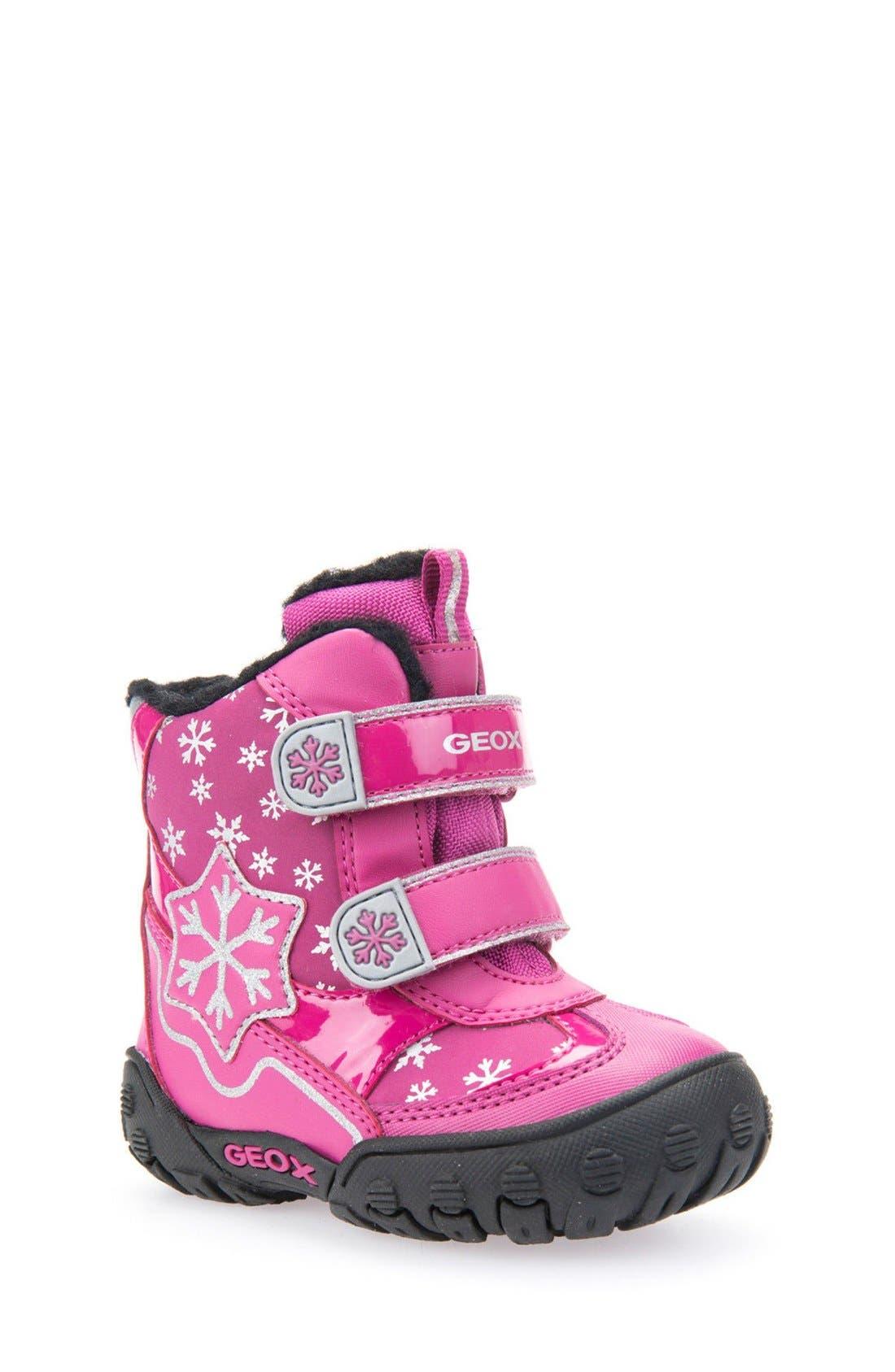 GEOX 'Gulp' Waterproof Boot