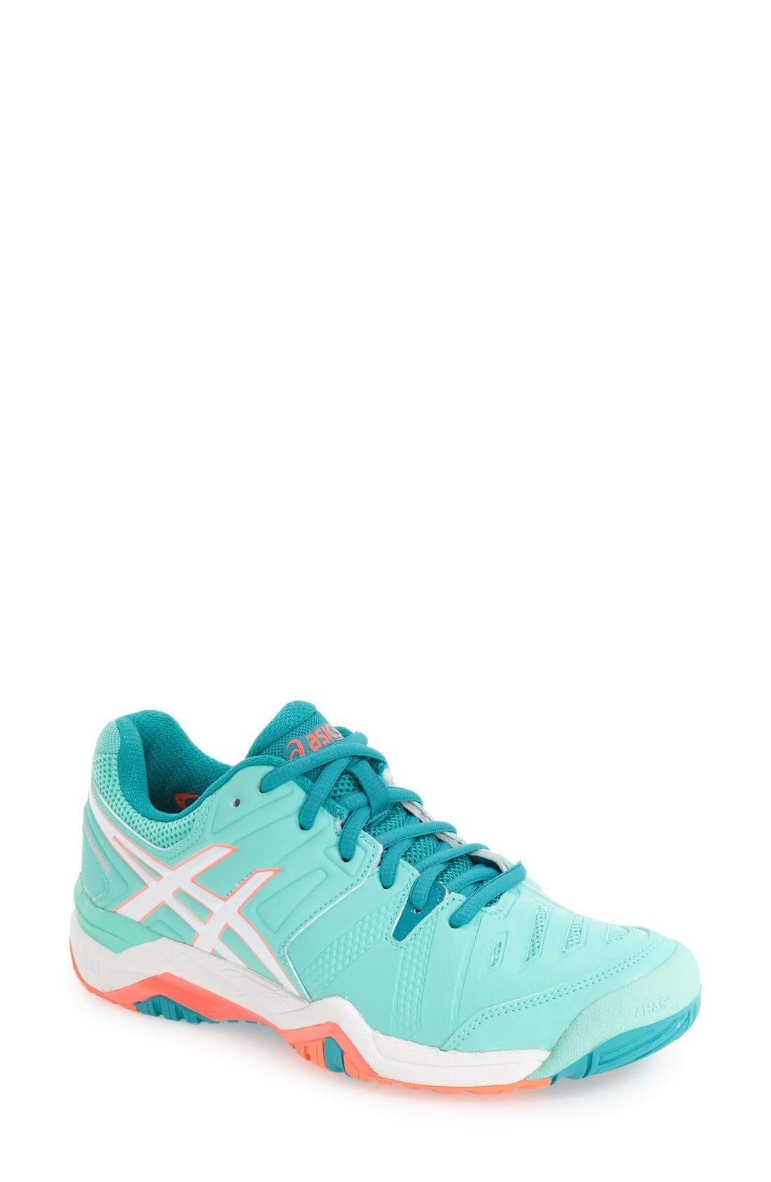 ASICS® 'GEL-Challenger® 10' Tennis Shoe (Women)