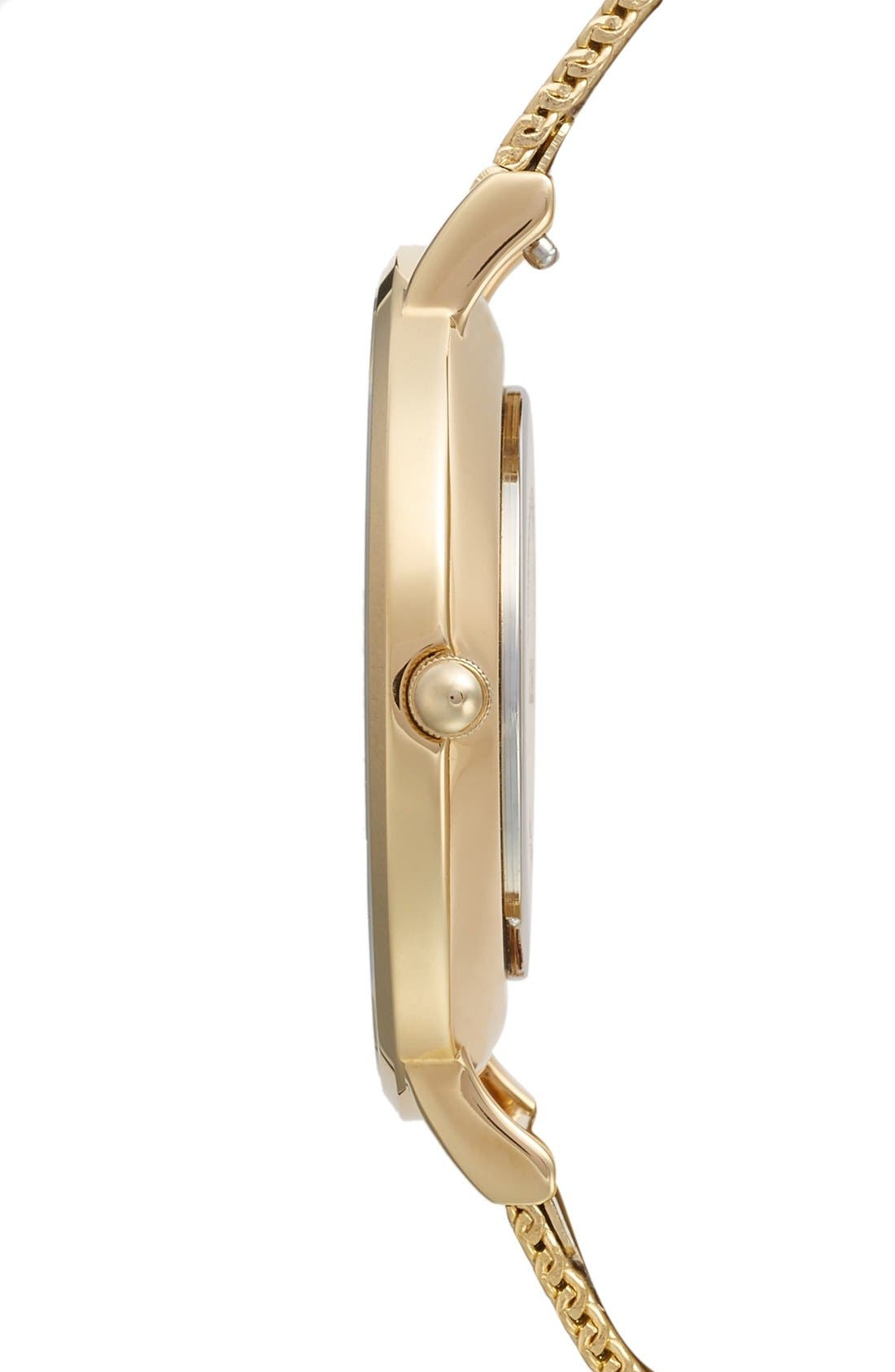 Alternate Image 3  - CLUSE 'La Bohème' Mesh Strap Watch, 38mm