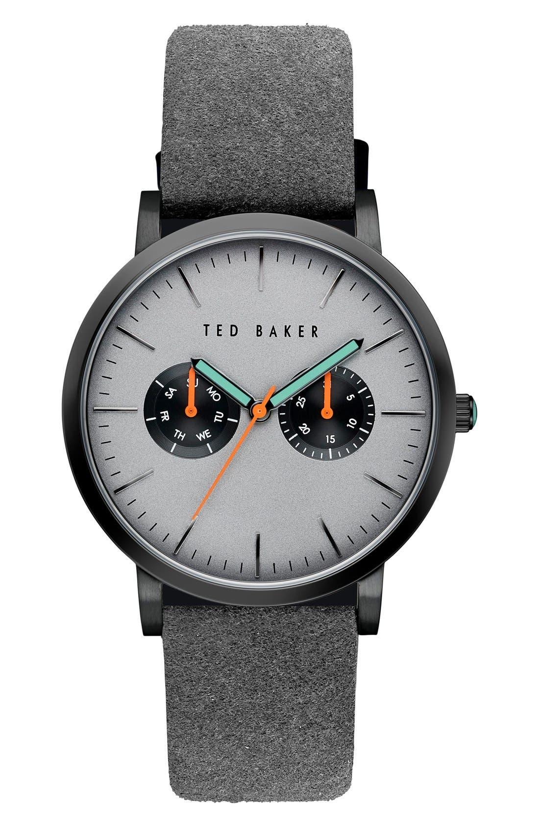 TED BAKER LONDON Multifunction Watch, 40mm