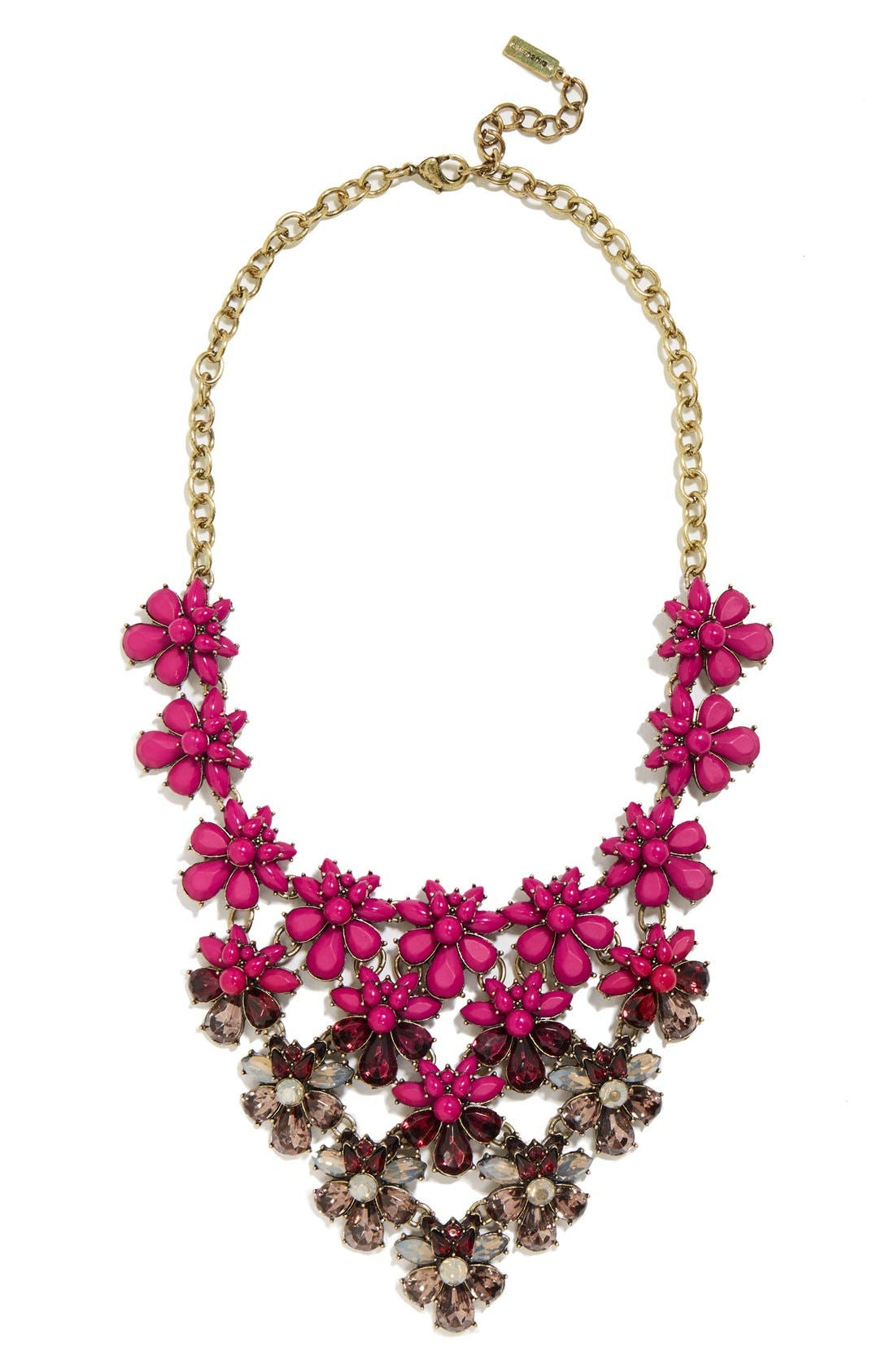 Main Image - BaubleBar 'Anthena' Bib Necklace
