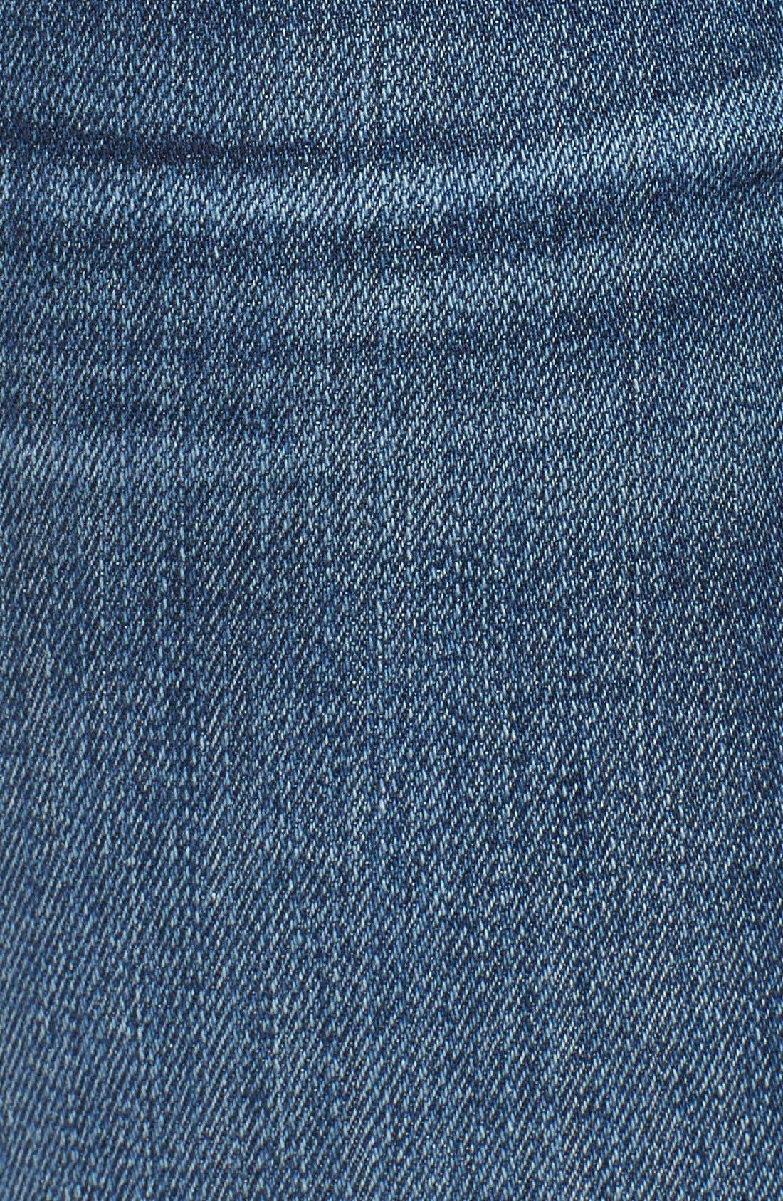 Alternate Image 5  - DL1961 'Florence' Skinny Jeans (Athena)