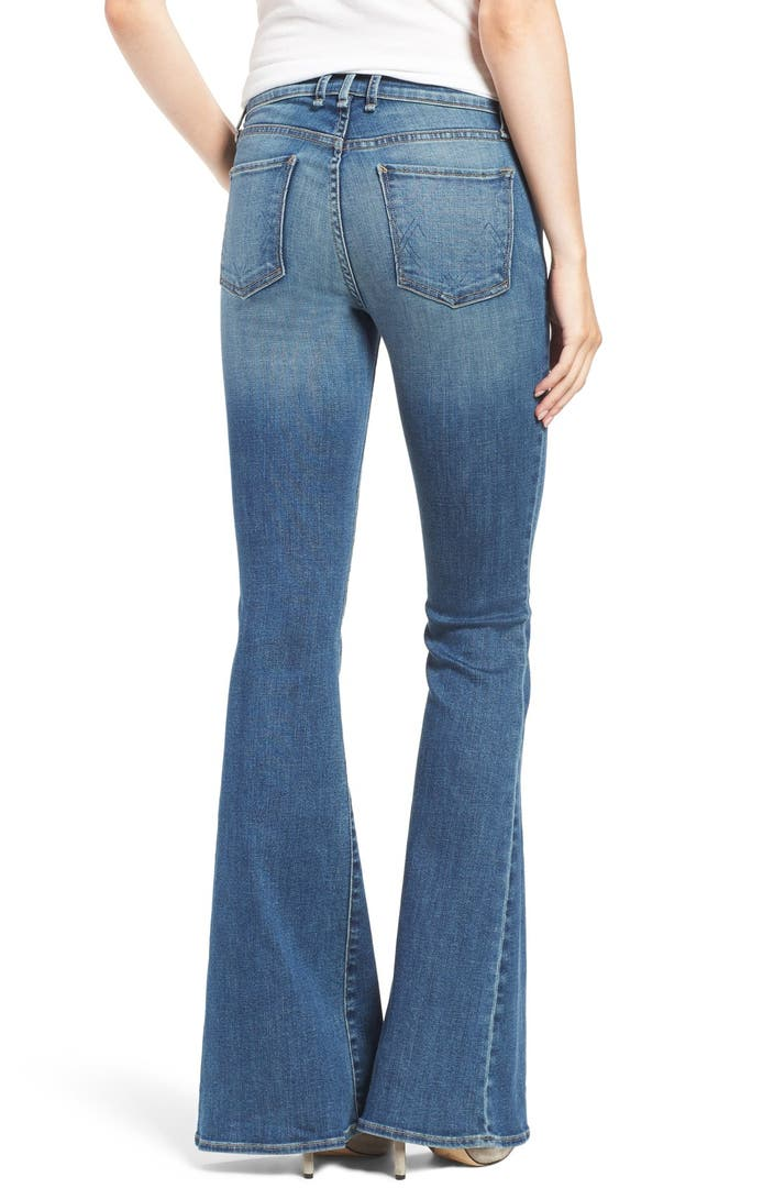 McGuire 'Majorelle' Flare Jeans (Rosewood) | Nordstrom