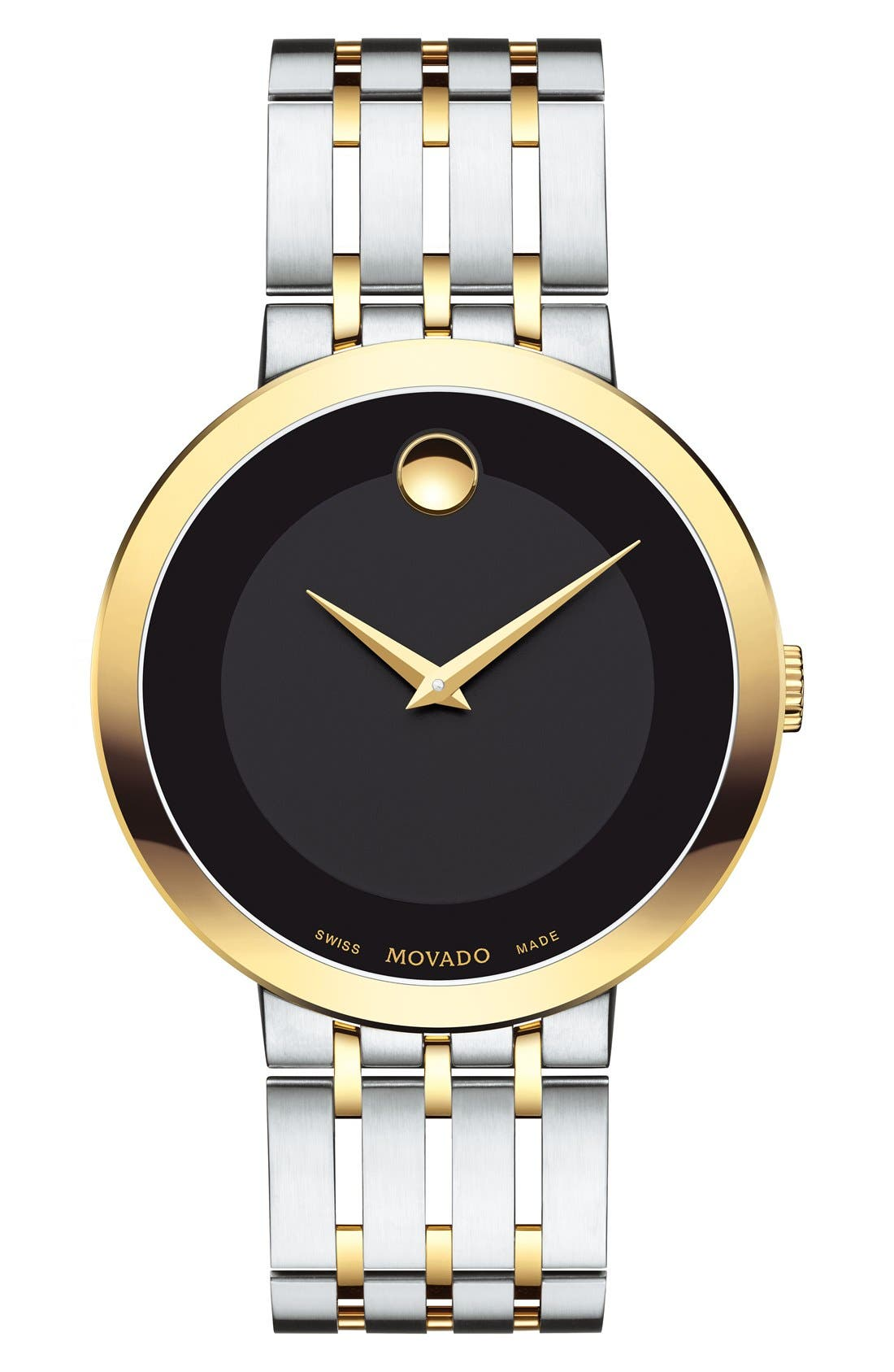 Movado 'Esperanza' Bracelet Watch, 39mm