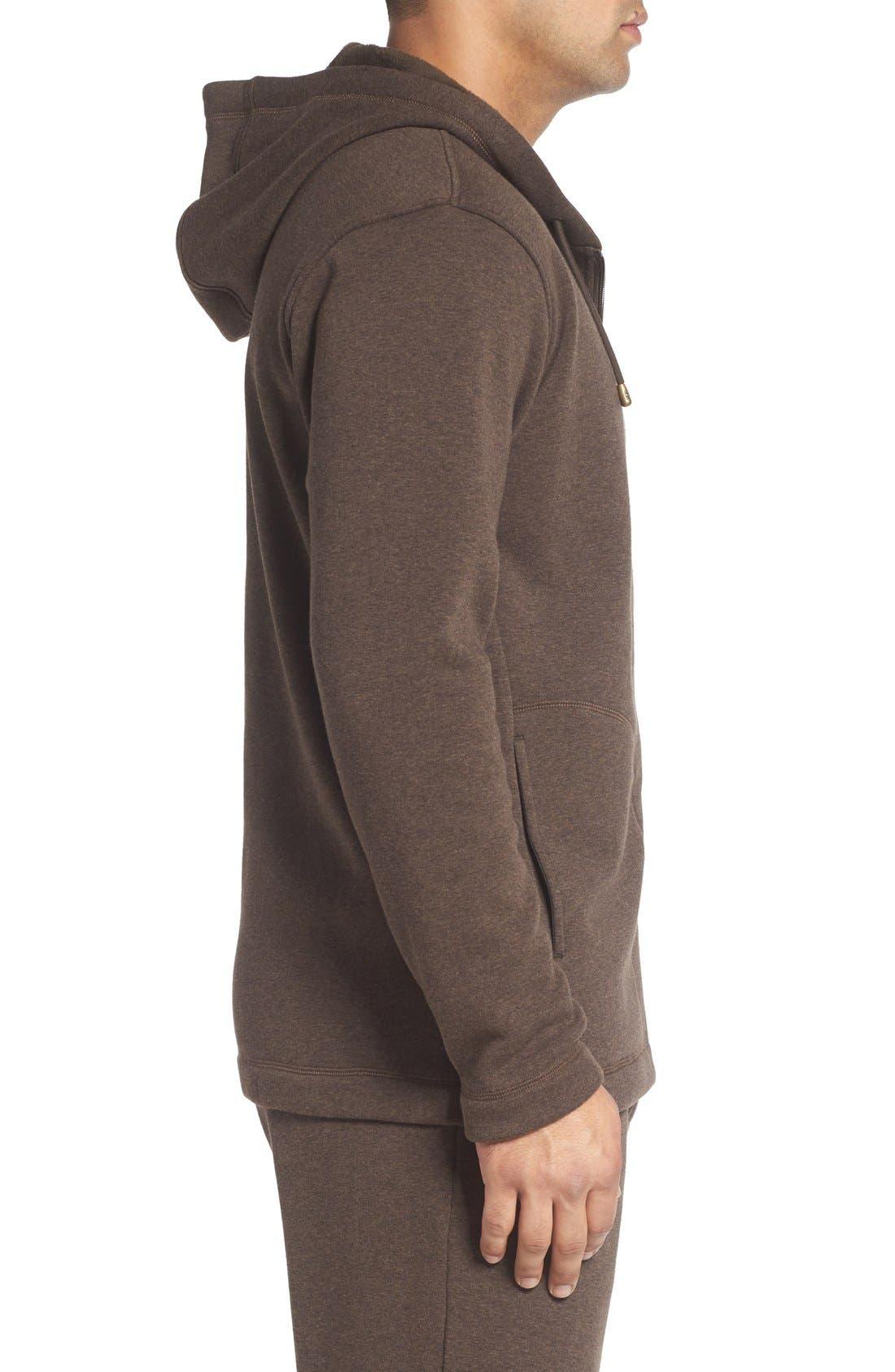 Alternate Image 3  - UGG® 'Bownes' Zip Hoodie