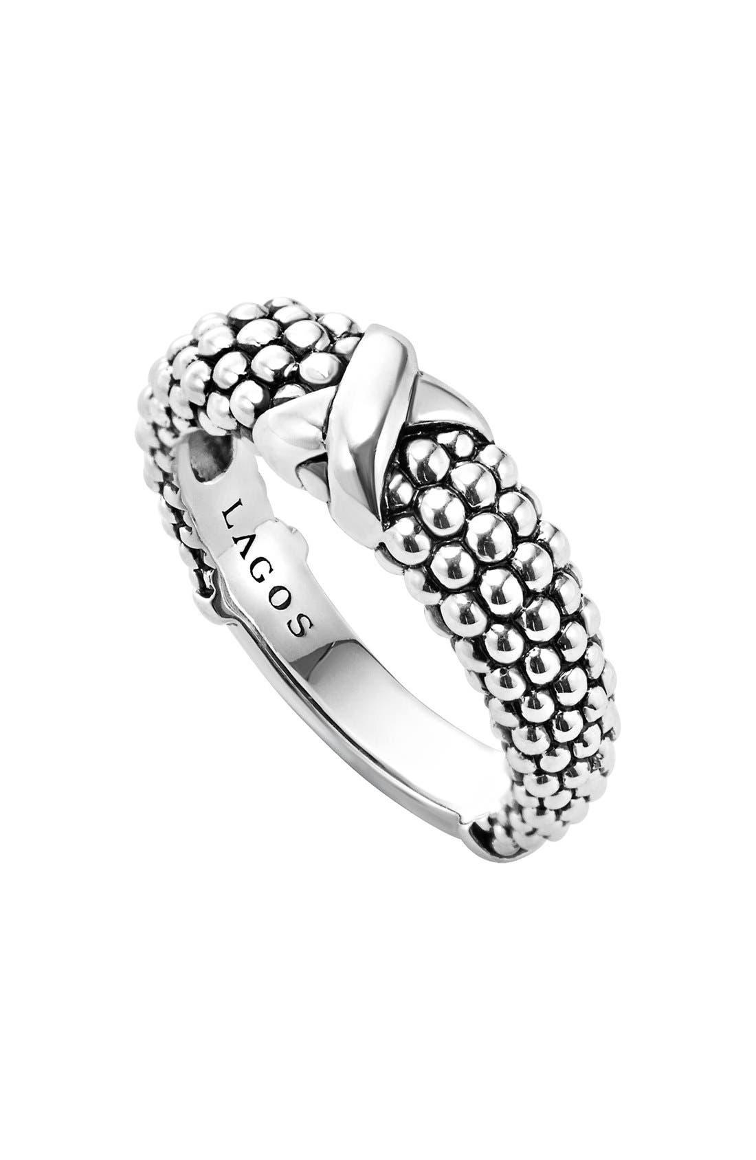 Alternate Image 1 Selected - LAGOS 'Signature Caviar' Ring