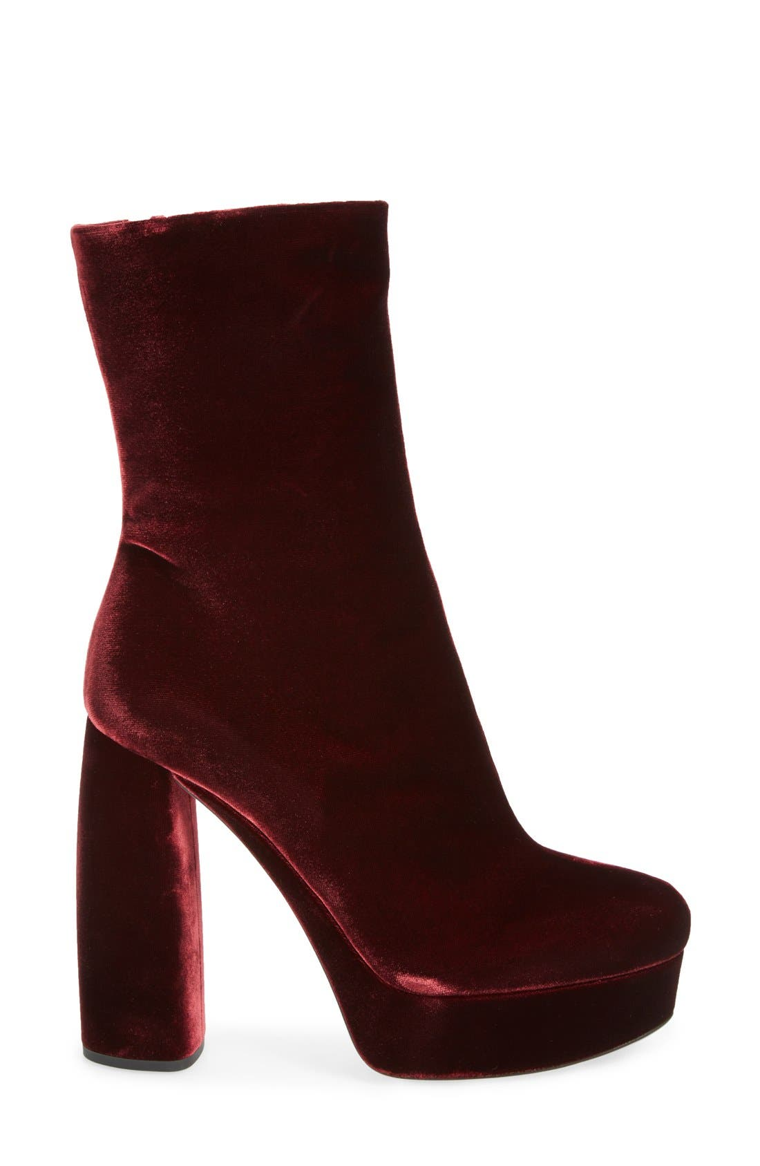 Alternate Image 4  - Miu Miu Platform Block Heel Boot (Women)
