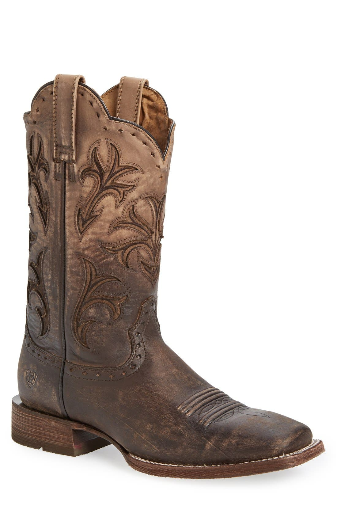 ARIAT 'Cowboss' Cowboy Boot