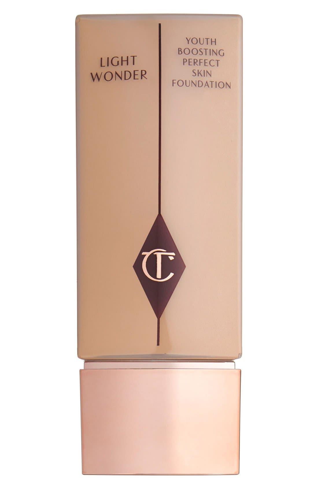 Charlotte Tilbury Light Wonder Youth-Boosting Perfect Skin Foundation
