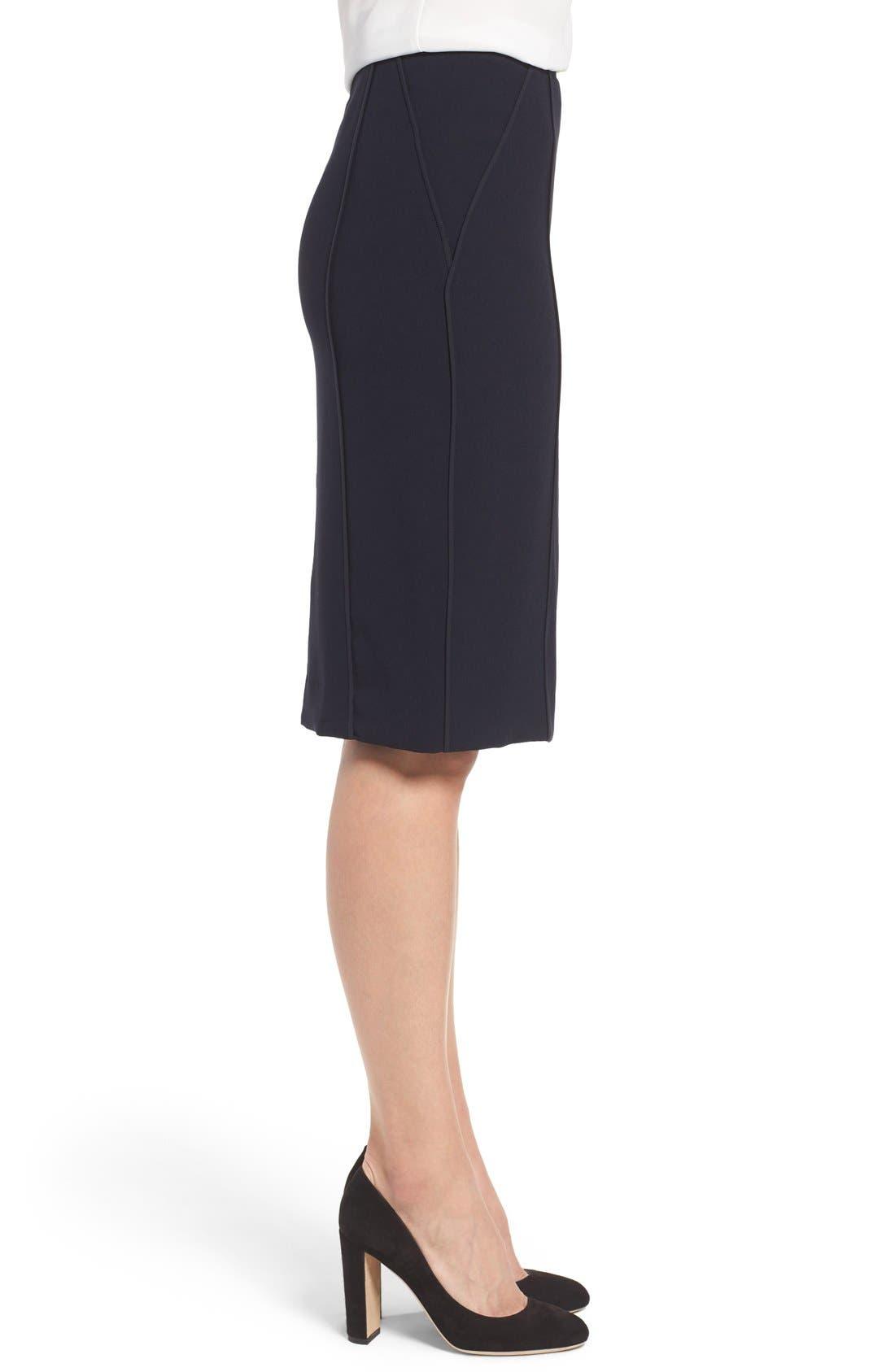 Alternate Image 3  - Elie Tahari 'Jasper' Pencil Skirt